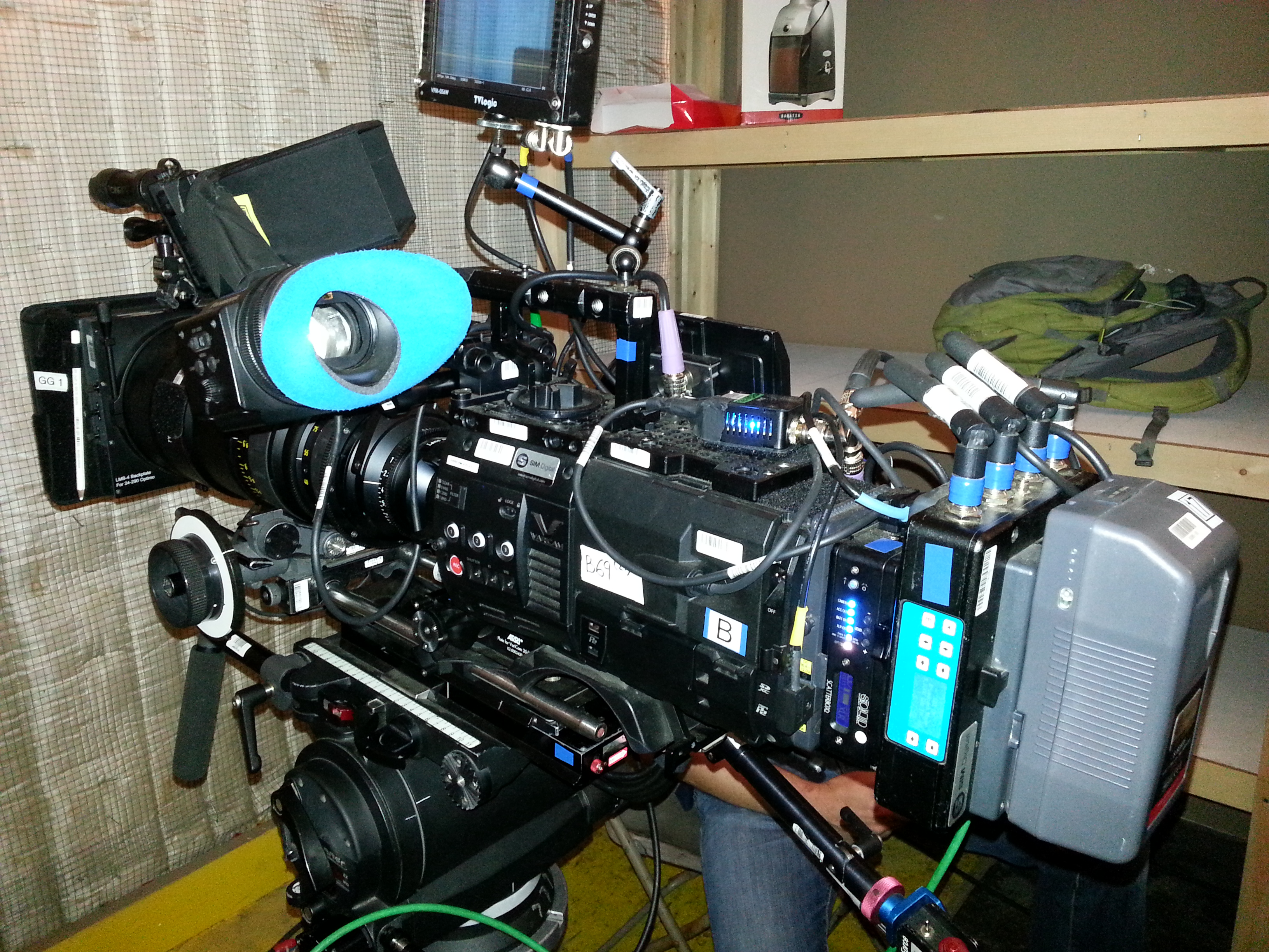 Panasonic Varicam on TV Series