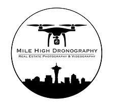 Mile High Dronography logo