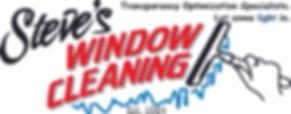 Steve's Window Cleaning logo
