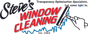 Steve's Window Cleaning logo