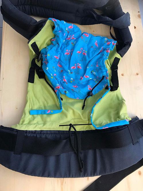 2ndH Huckepack Halfbuckle Toddler