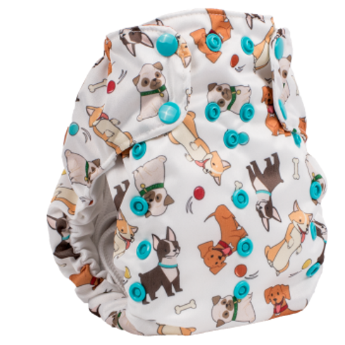 Smart Bottoms Dream Diaper 2.0 Fido