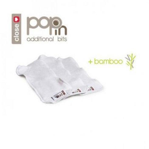 """Pop-In Windeleinlage Bambus (""""General Booster"""") - 3er Pack"""