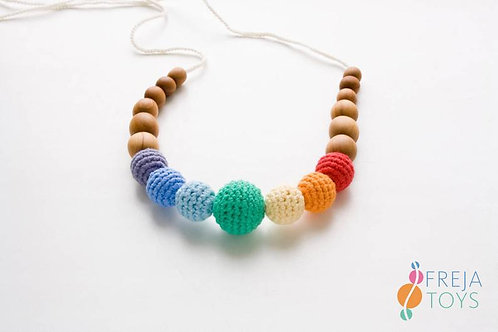FrejaToys Stillkette rainbow brilliant