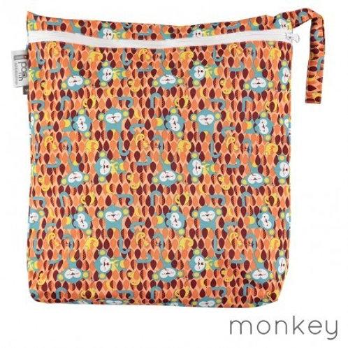 Pop-In Wetbag Monkey