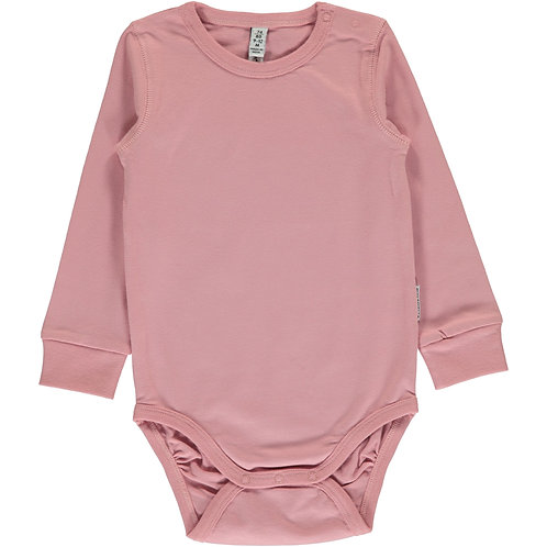 Maxomorra Body dusty rose