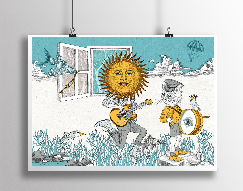Poster Argentina