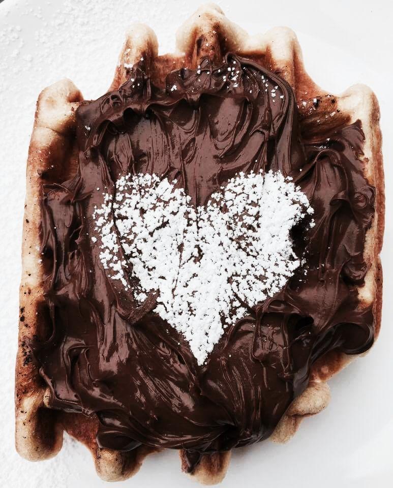 Z miłości do słodkości