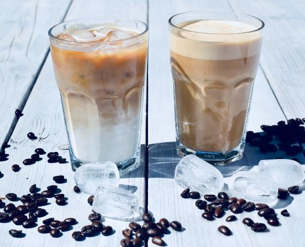Mrożone kawy