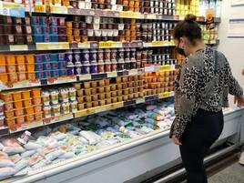 Congelarán precios de productos de la canasta básica hasta enero