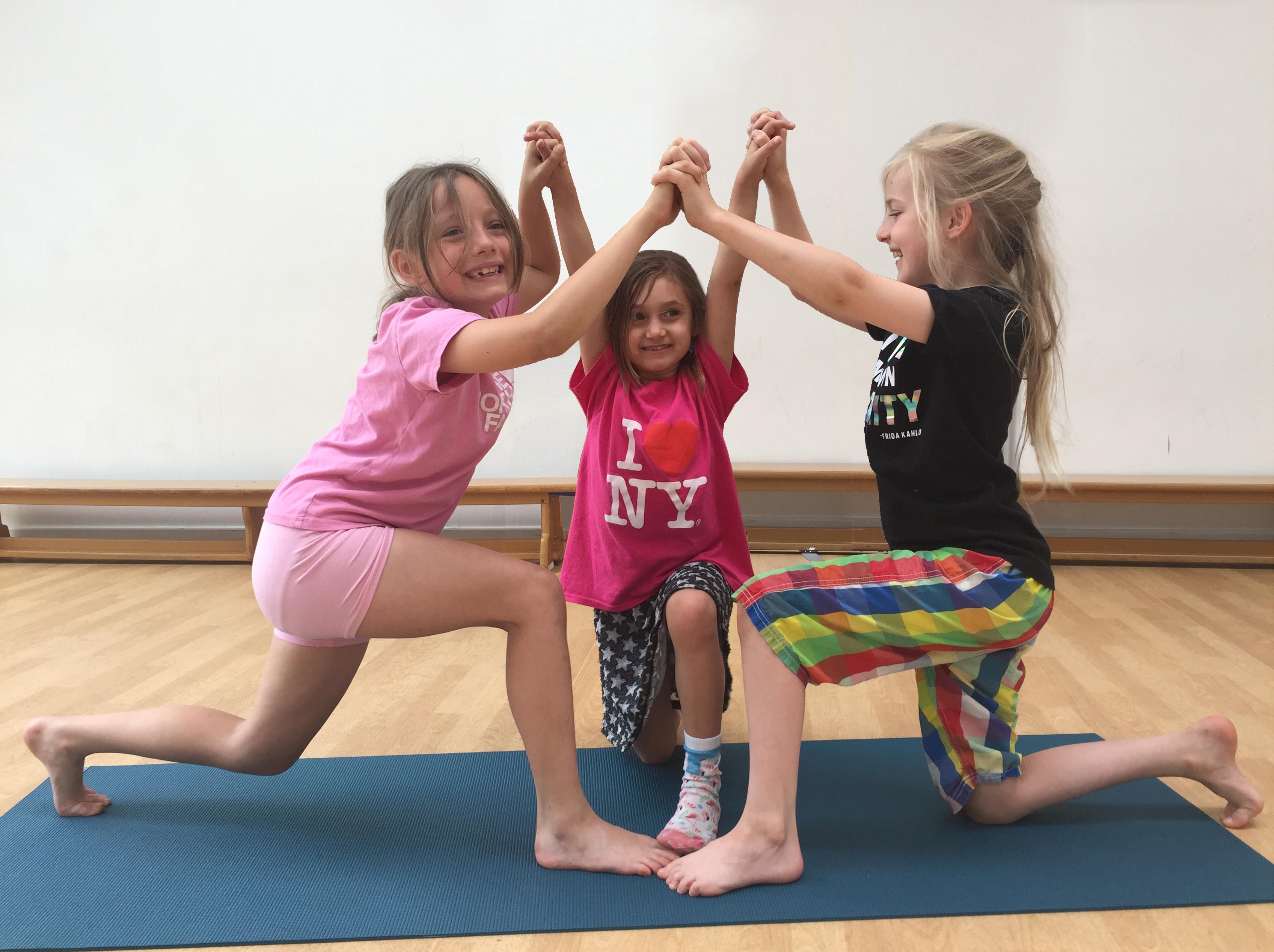 kids yoga jul19