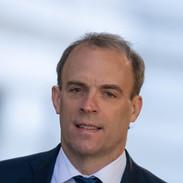 Dominic Raab, Foreign Secretary