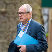 Sir Patrick Vallance, Chief Scientifc Adviser in Downing Street