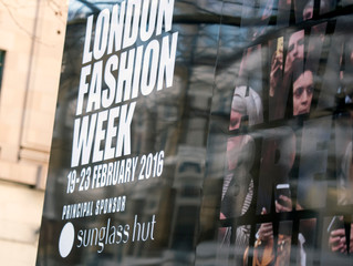 Photographing London Fashion Week February 2016