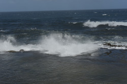 Barbados seascape