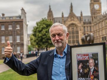 Jeremy Corybn MP PC