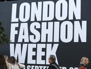 Beauty and the Beast – London Fashion Week September 2017