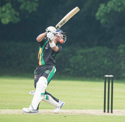 Cricket at the Brentwood Club