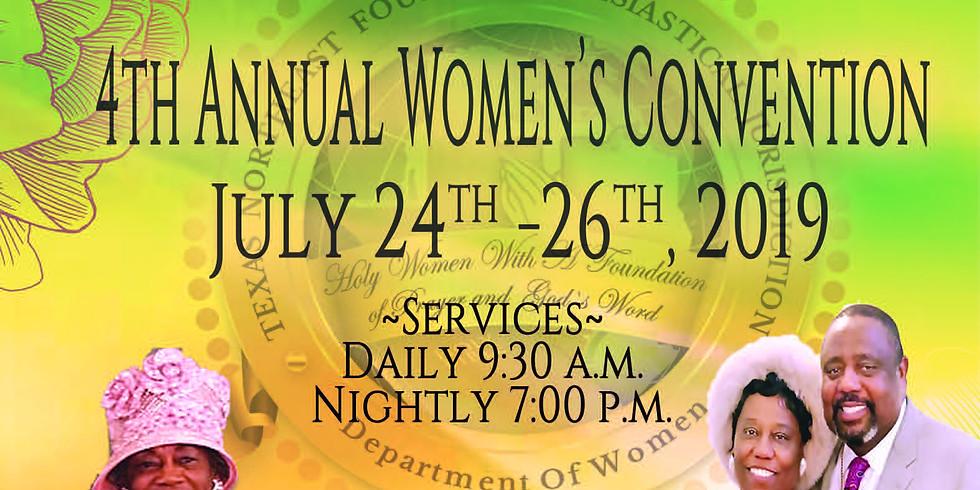 TNE4 Jurisdictional Women's Convention