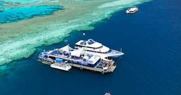 Visit the Great Barrier Reef at Reef Wor