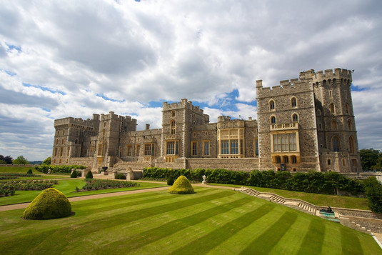 Windsor - Windsor castle near London, Un
