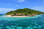 Castaway Island, Mamanucas Island Group,