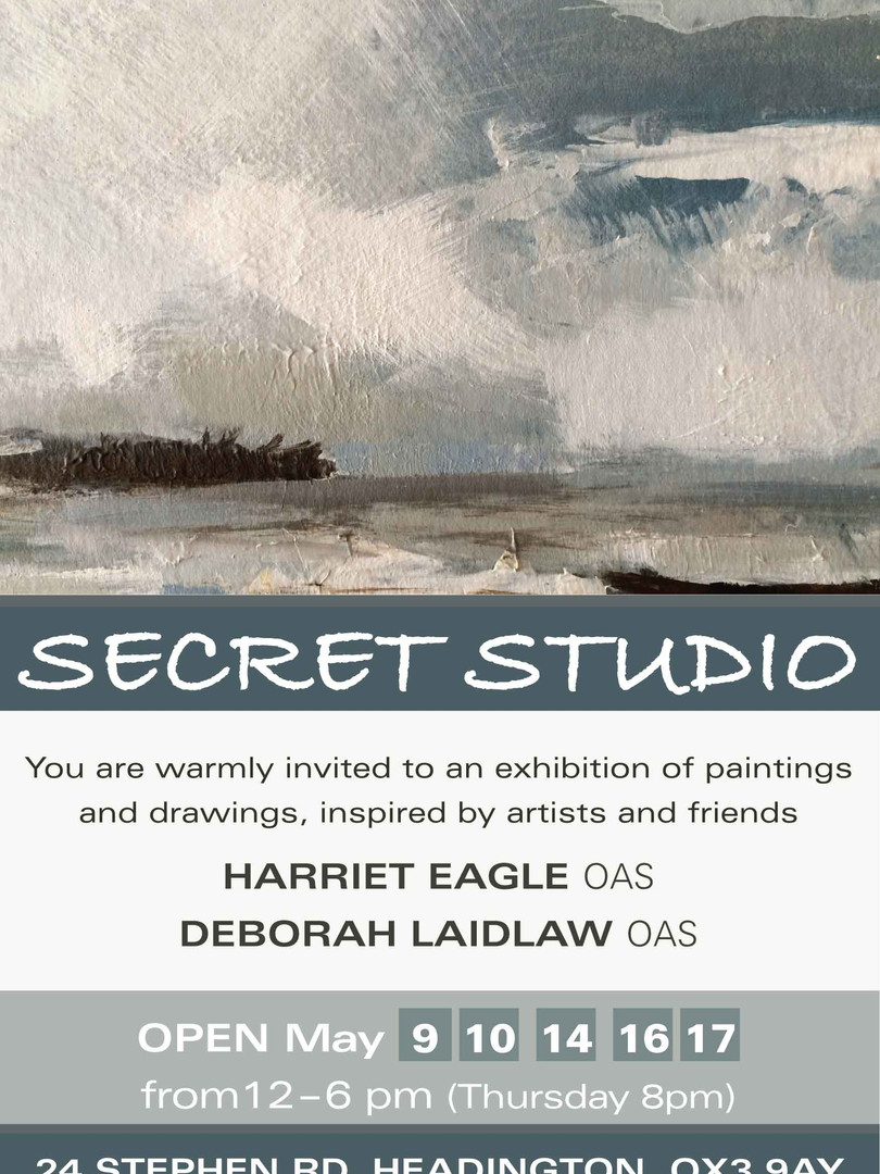 Artweeks Secret Studio