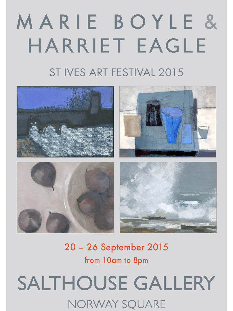 Salthouse Gallery St Ives 2015