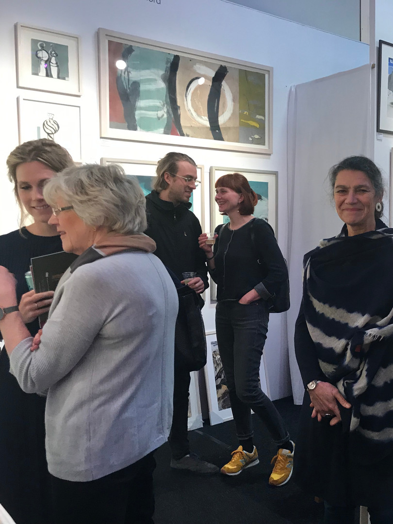 Affordable Art Fair - Battersea 2019