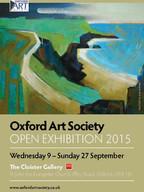 OAS Open Exhibition 2015