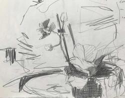 orchid-doodle