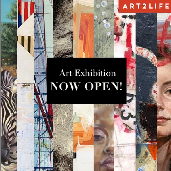 Art2Life International Exhibition 2020.p