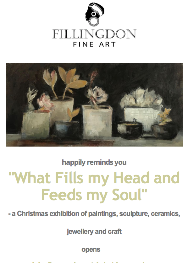 Fillingdon Fine Art 2019