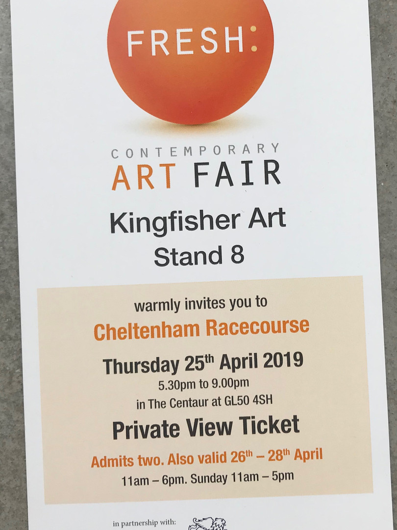 Fresh Art Fair - Cheltenham 2019