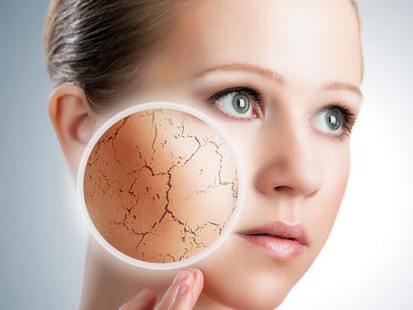 Dry Skin in Spring
