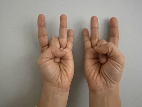 Shunya Mudra for Ear pains/ tinnitus and much more