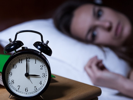 Homeopathy for Insomnia