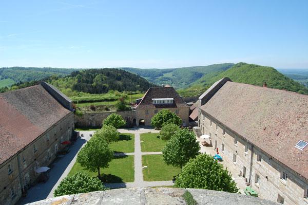 Fort Saint André à Salin Les Bains