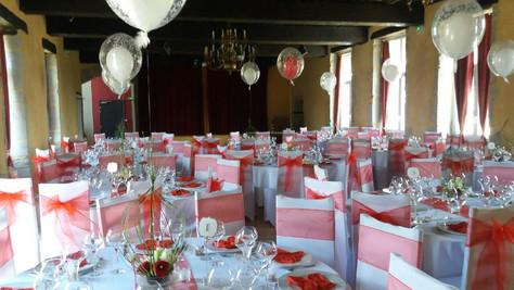 Mariage d'Annabelle et Kévin 24 Juin 2017 : 160 personnes
