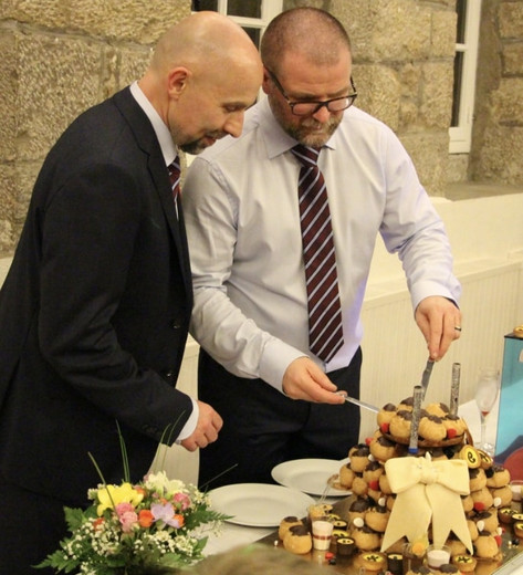 Mariage de Jean-Christophe et Carlo