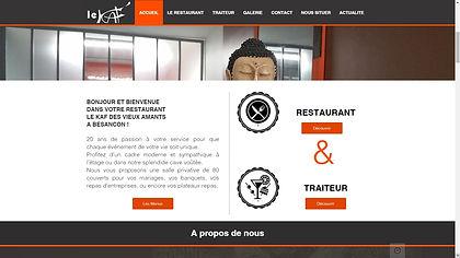 Restaurant et traiteur le Kaf à Besançon