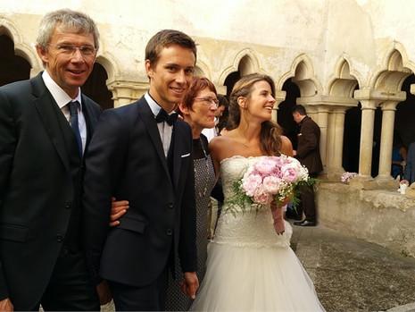 Mariage de Juliette et Cyril