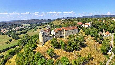Chateau de Belvoir