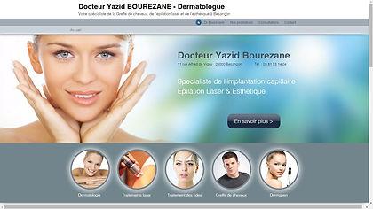 Dermatologue Bourezane besancon