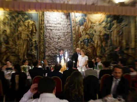 Mariage de Marie et Antoine - Hospices de Beaune (21)