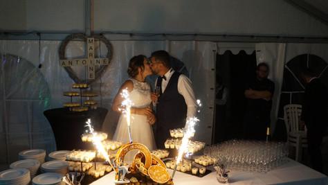 Mariage de Marine et Antoine - St Leger-Triey (21)