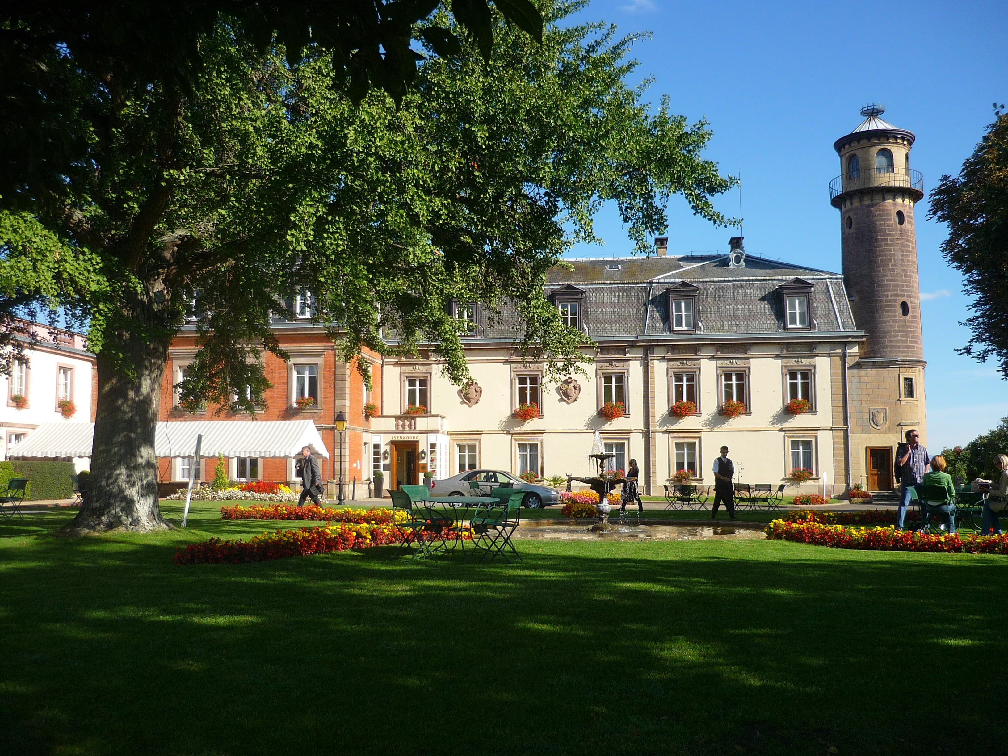 Château d'Isenbourg - Rouffach