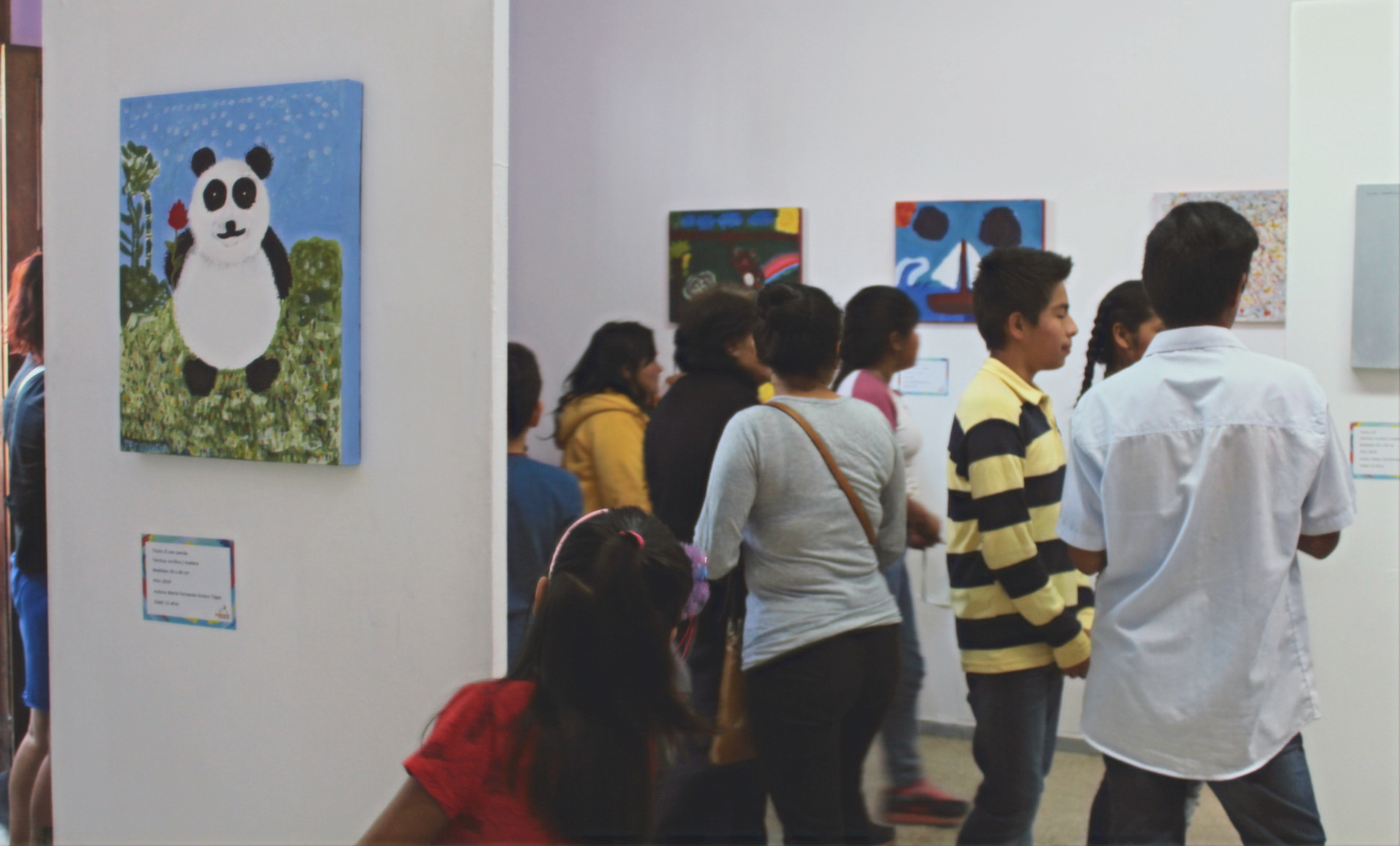 Exposición de Pintura Matraca
