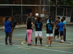 Torneo de fútbol rápido
