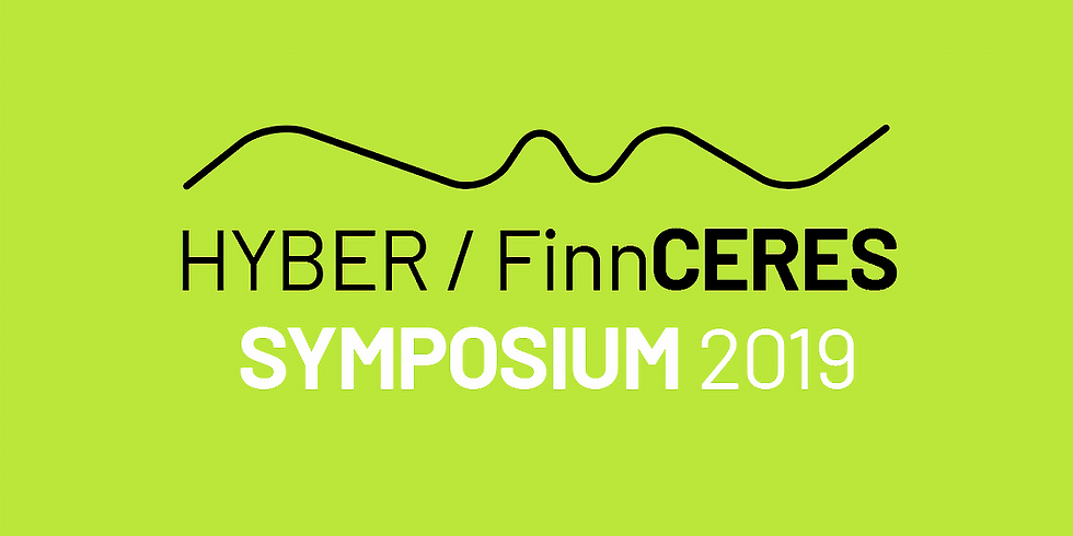 HYBER-FinnCERES Symposium 2019